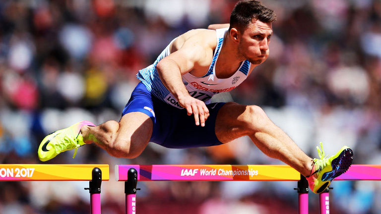 Commonwealth Games hurdles